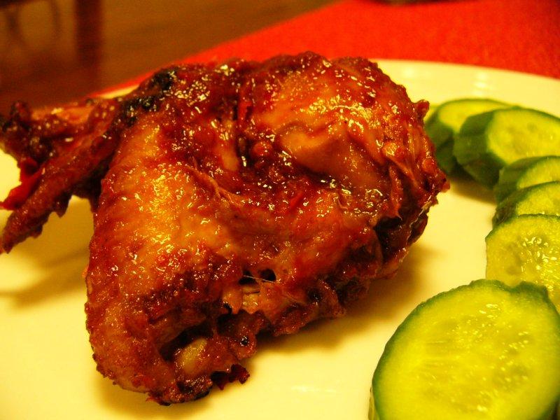 vlees of kip panneren