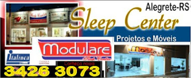 Sleep Center e Modulare em Alegrete-RS