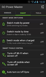 GO Battery Saver apk battery master
