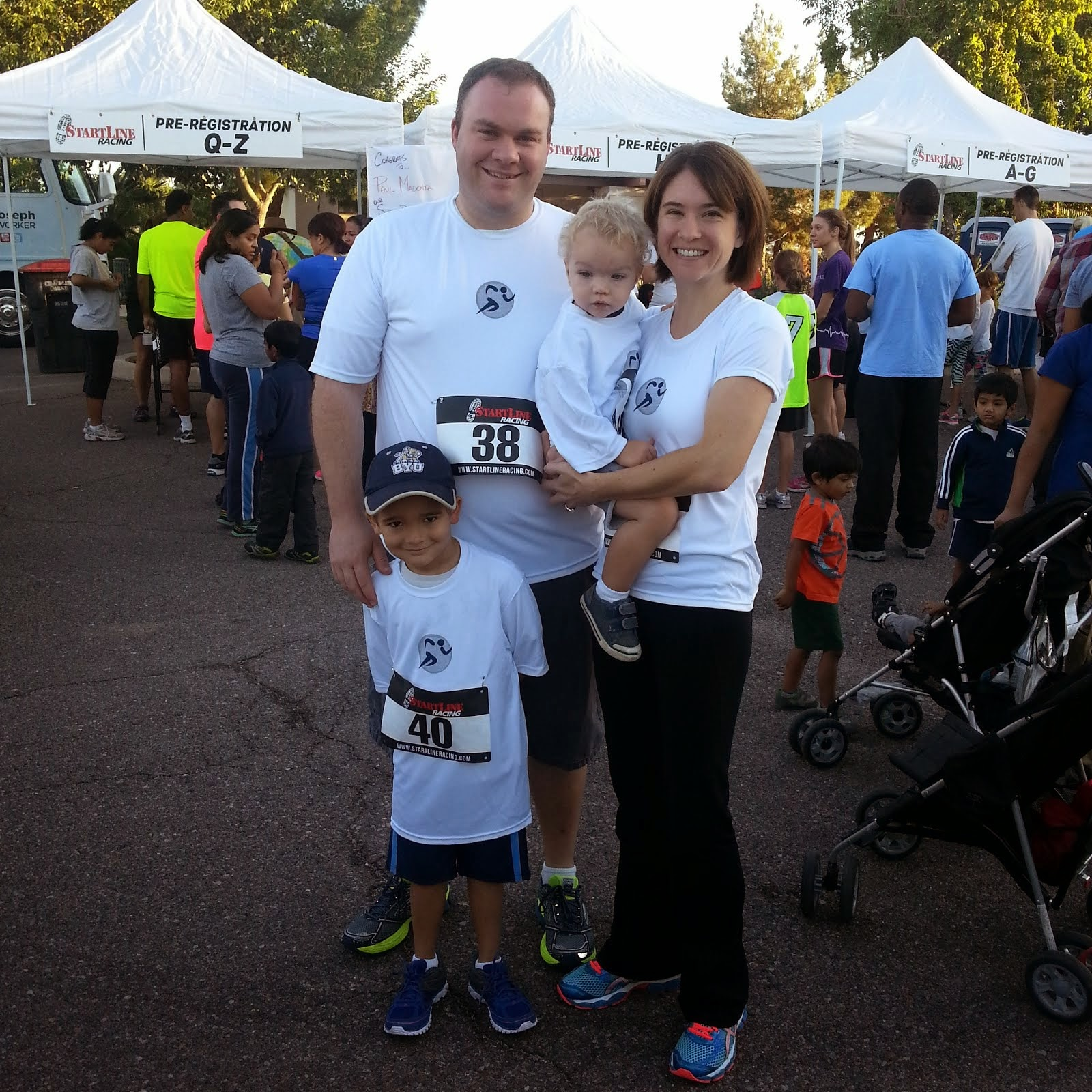 Family Fun Run 2014