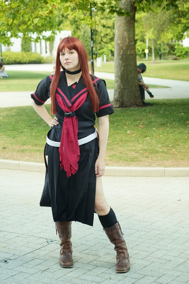 ookami to shichinin no nakamatachi cosplay