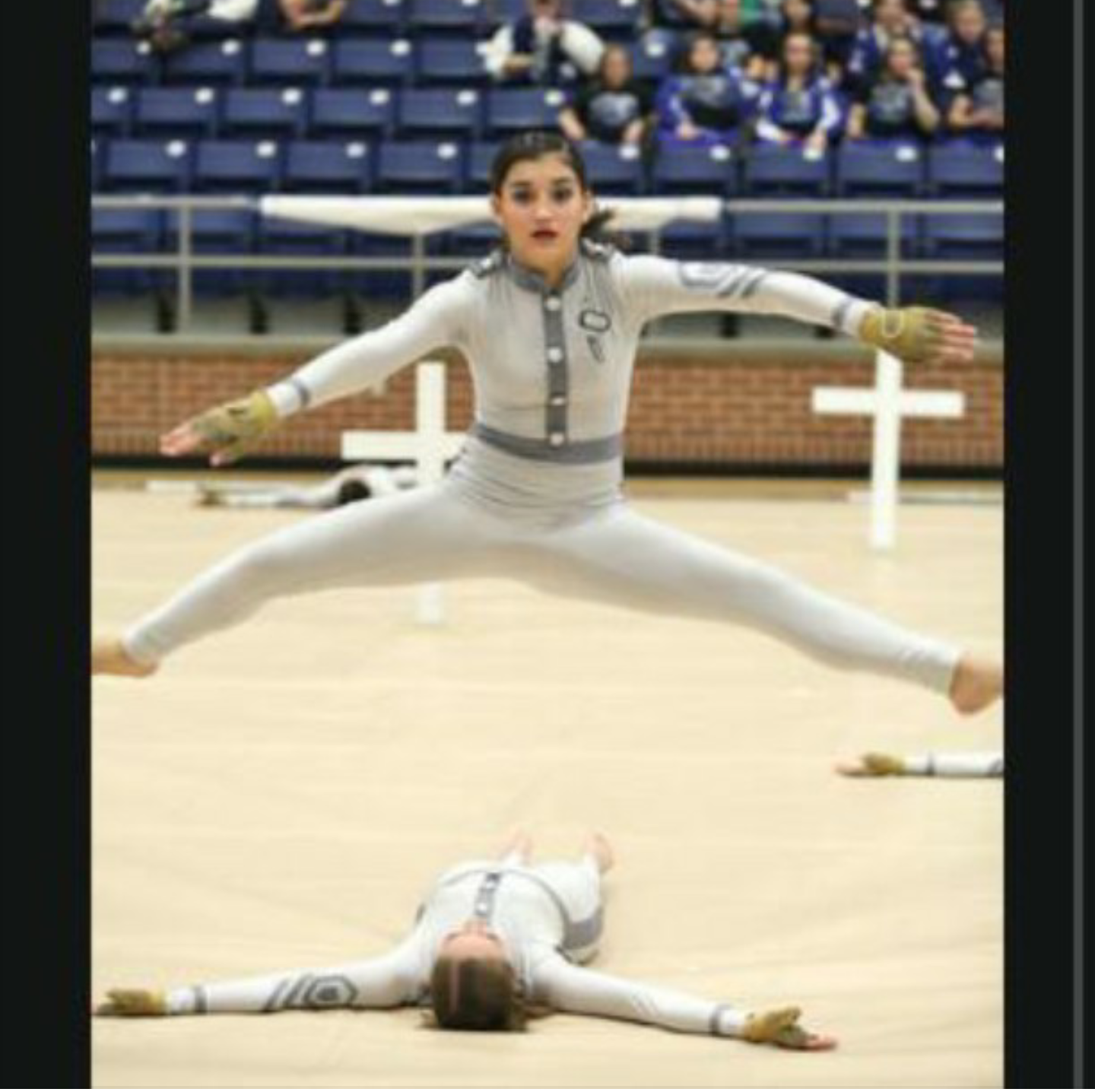 Its a guard thing Guard of the Week Flower Mound High School