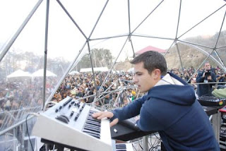 Picture of protoculture playing live