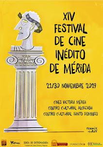 XIV Festival de Cine Inedito de Merida: Programacion