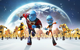 Escape from Planet Earth Animation Movie HD Wallpaper