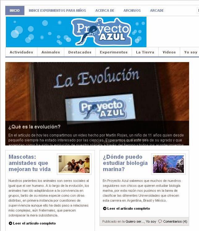 http://www.proyectoazul.com/