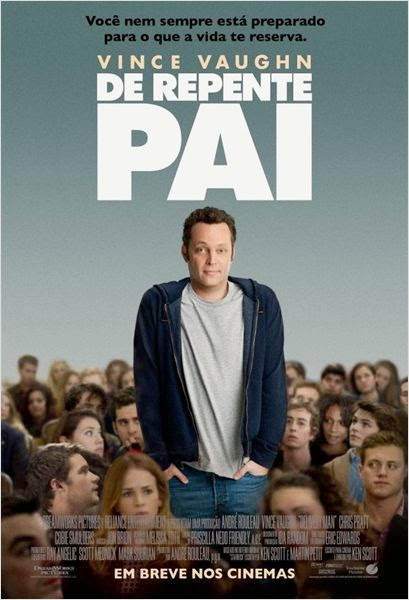 Download – De Repente Pai – BDRip AVI Dual Áudio + RMVB Dublado ( 2014 )
