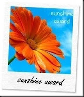 Sunshine Award : Simbol Tali Persahabatan