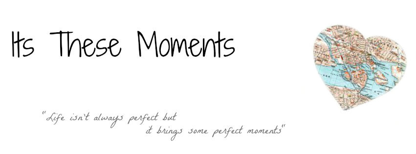 Its These Moments