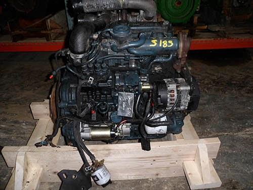 Bobcat S185 engine