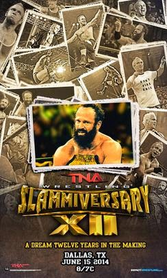 WATCH: TNA Slammiversary 2014