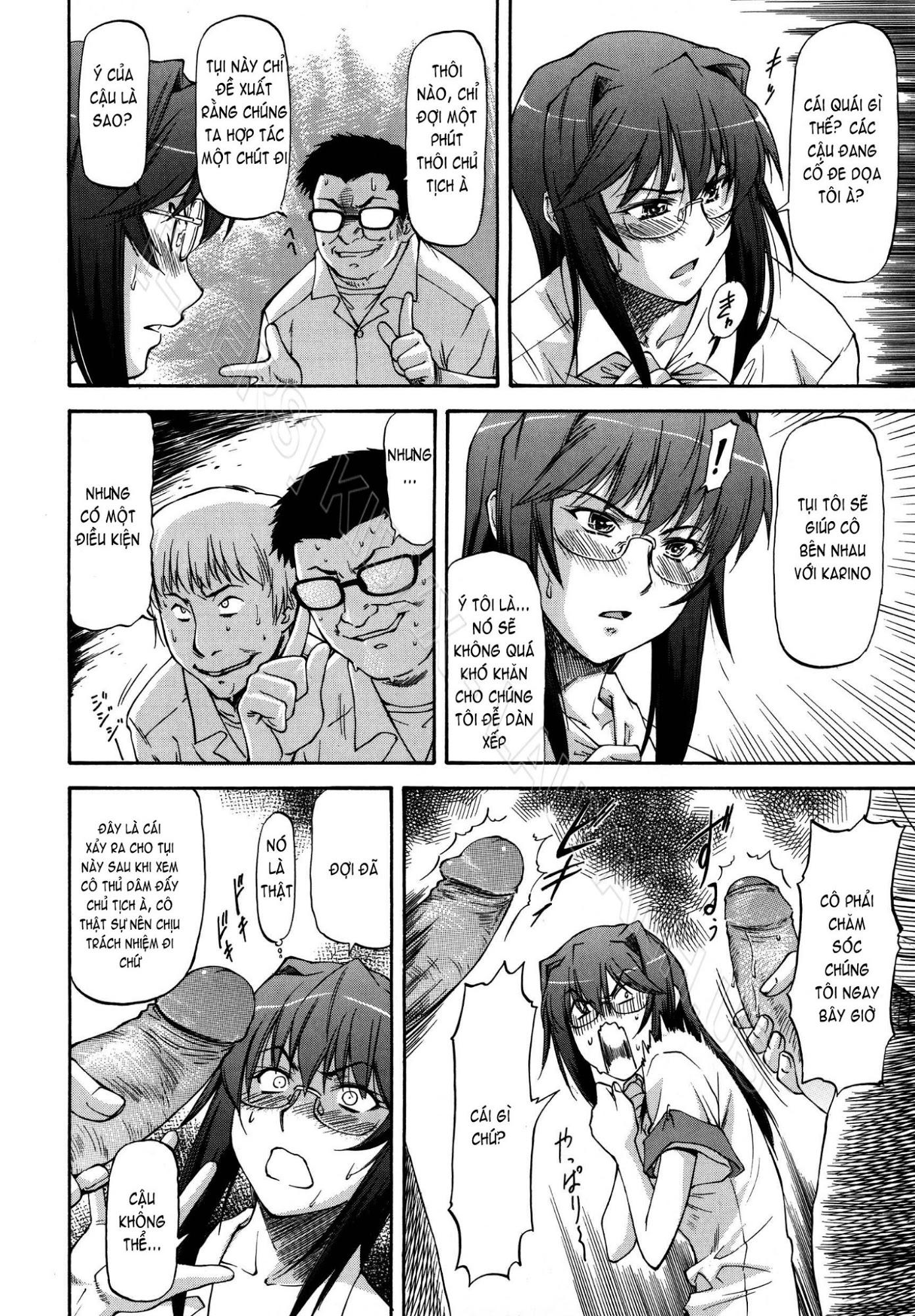 Hình ảnh Hinh_007 in Truyện tranh hentai không che: Parabellum