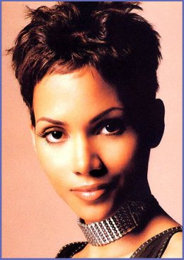 Jewelry Accessories World: Very short hairstyles for black women