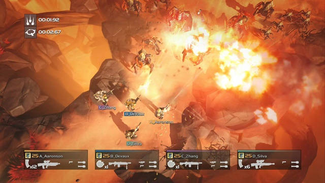 Helldivers PC Game Español