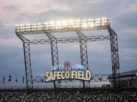 No one is Sleeping in this Seattle Ballpark