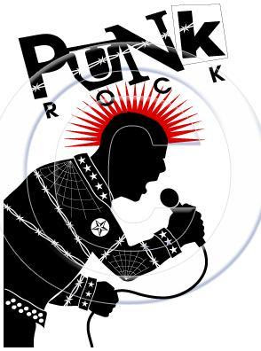the origin and history of the music punk rock Since its early development rock music has been associated with rebellion against social and political norms, most obviously in early rock and roll's rejection of an adult-dominated culture, the counterculture's rejection of consumerism and conformity and punk's rejection of all forms of social convention, however, it can also be seen as .