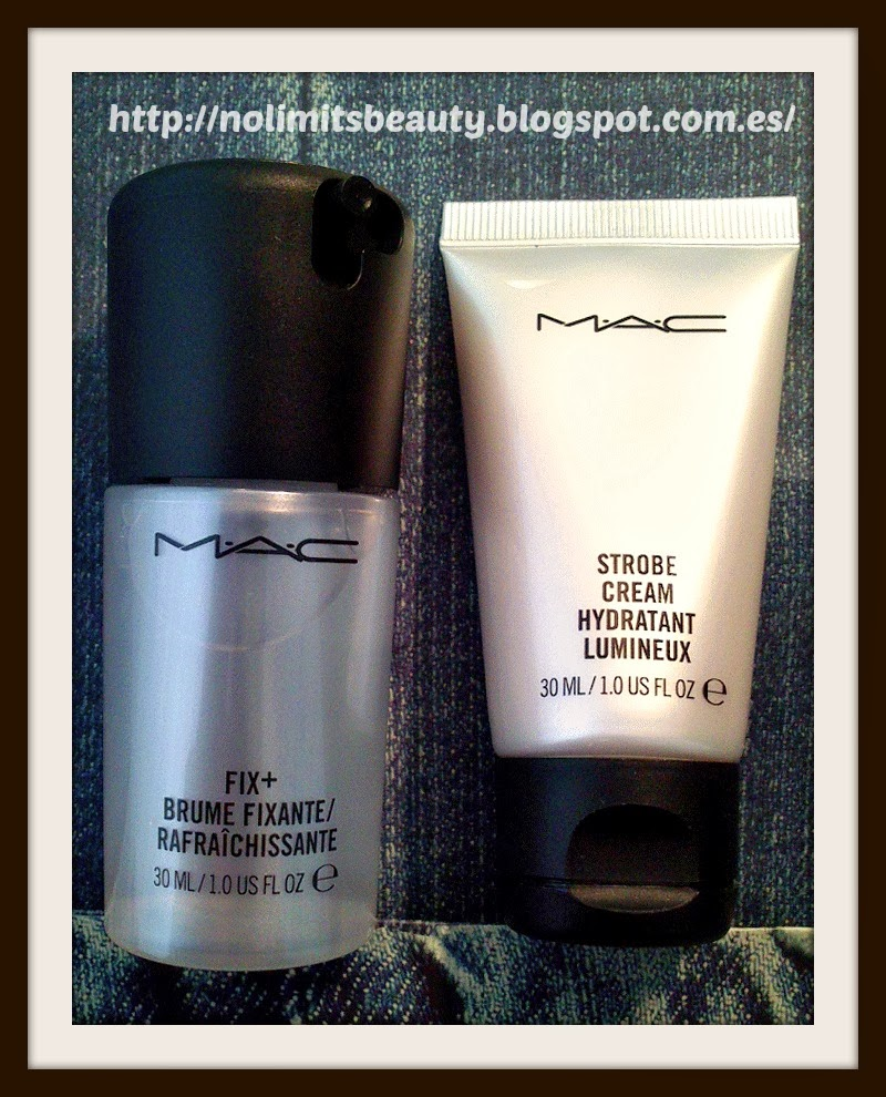 Fix + y Strobe Cream de MAC