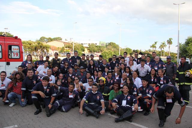 1º Simpósio da Rede de Urgência e Emergência do Norte de Minas