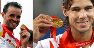 Sánchez y Nadal son bajas para la cita olímpica de Londres
