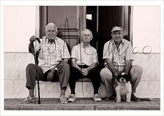 Vecinos de la calle real. mcchueco 2012