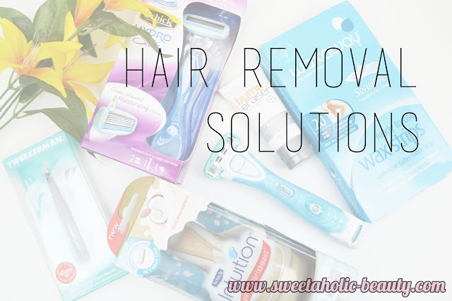 Hair Removal Solutions - Sweetaholic Beauty