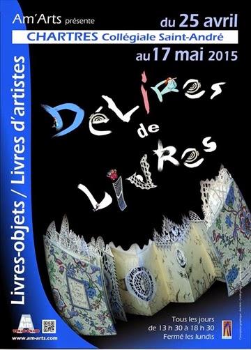 BC.PIERRON, artiste peintre: Chartres : Délires de livres à la ...