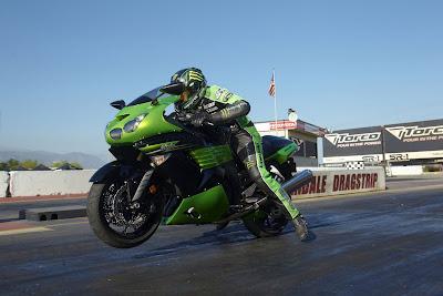 2011 Kawasaki Ninja ZX-14 Sportbike