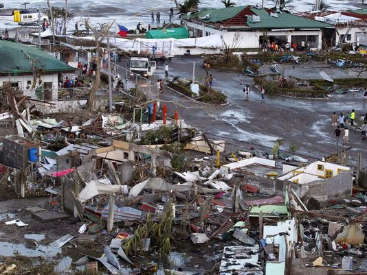 TYPHOON PHILIPPINES 13