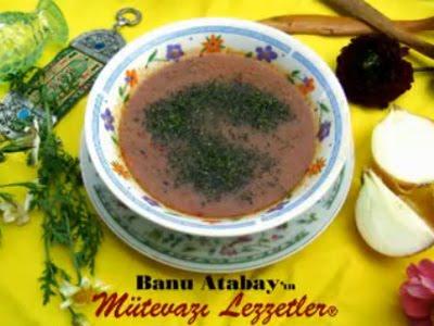 Tarhana Çorbası Nasıl Yapılır - Videolu Tarifi