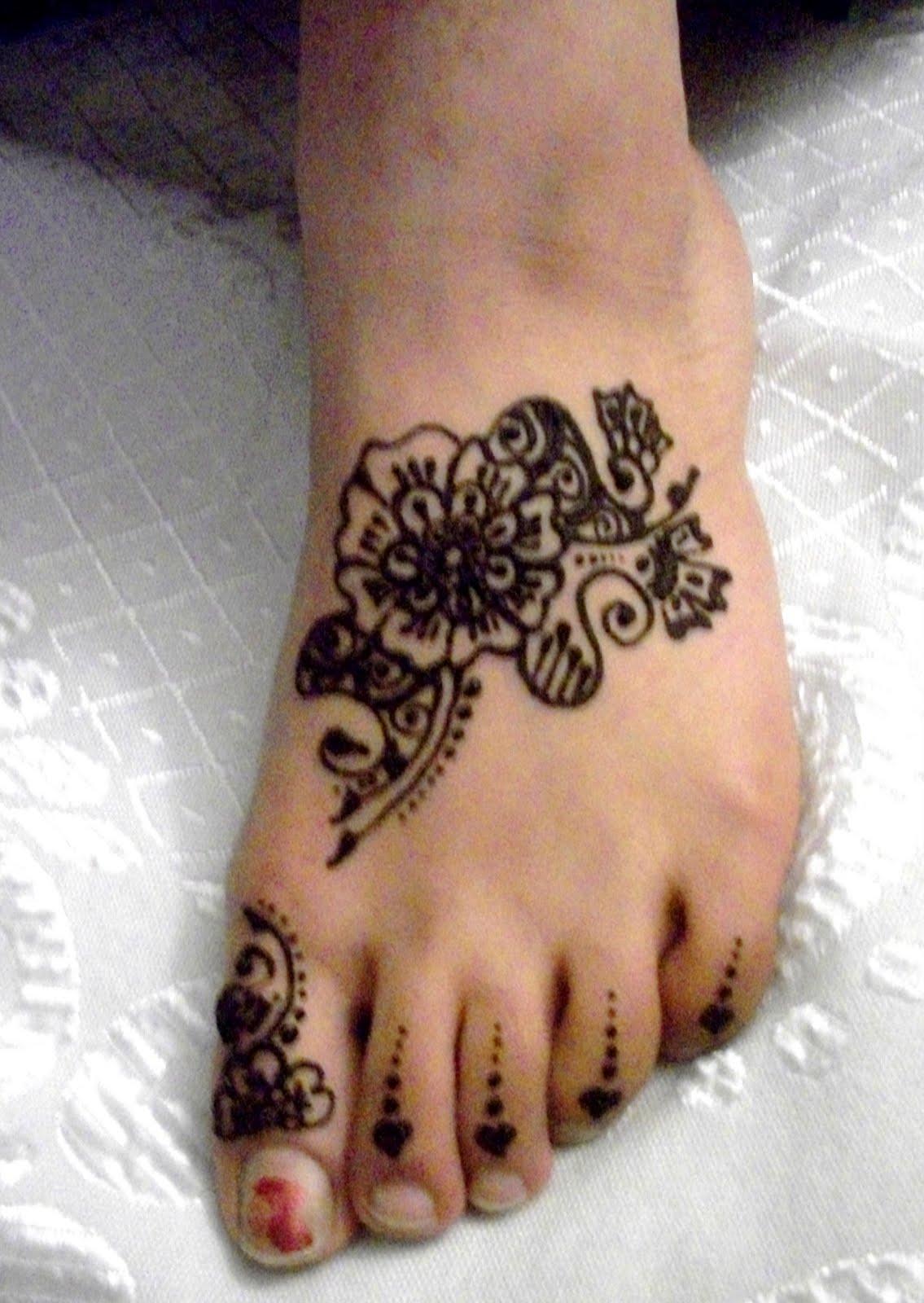 Mehndi Wallpapers Feet : Beautiful mehendi design