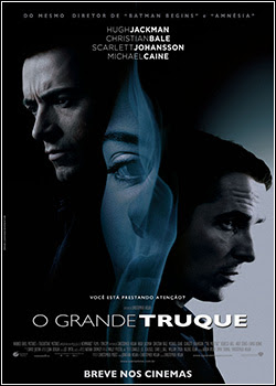 Download - O Grande Truque DVDRip - AVI - Dublado
