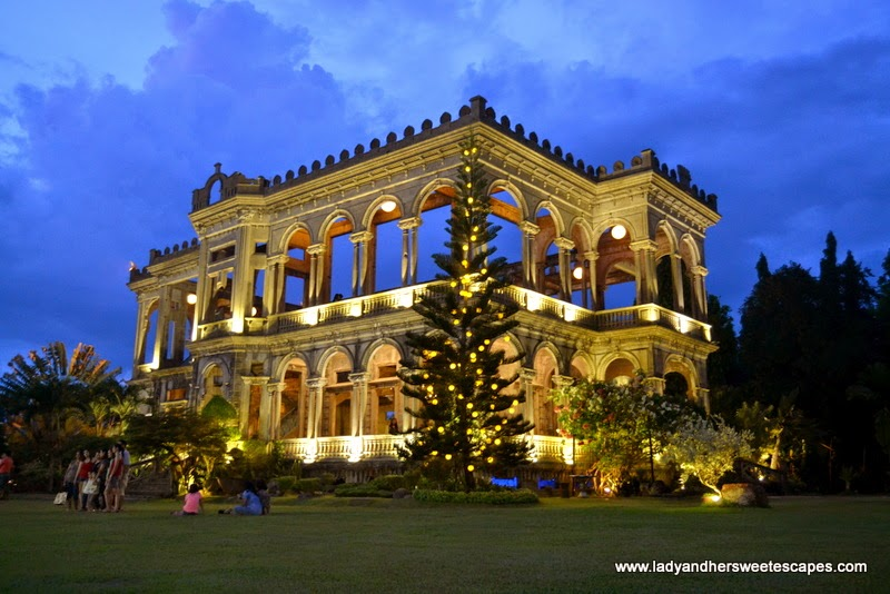 The Ruins in Talisay