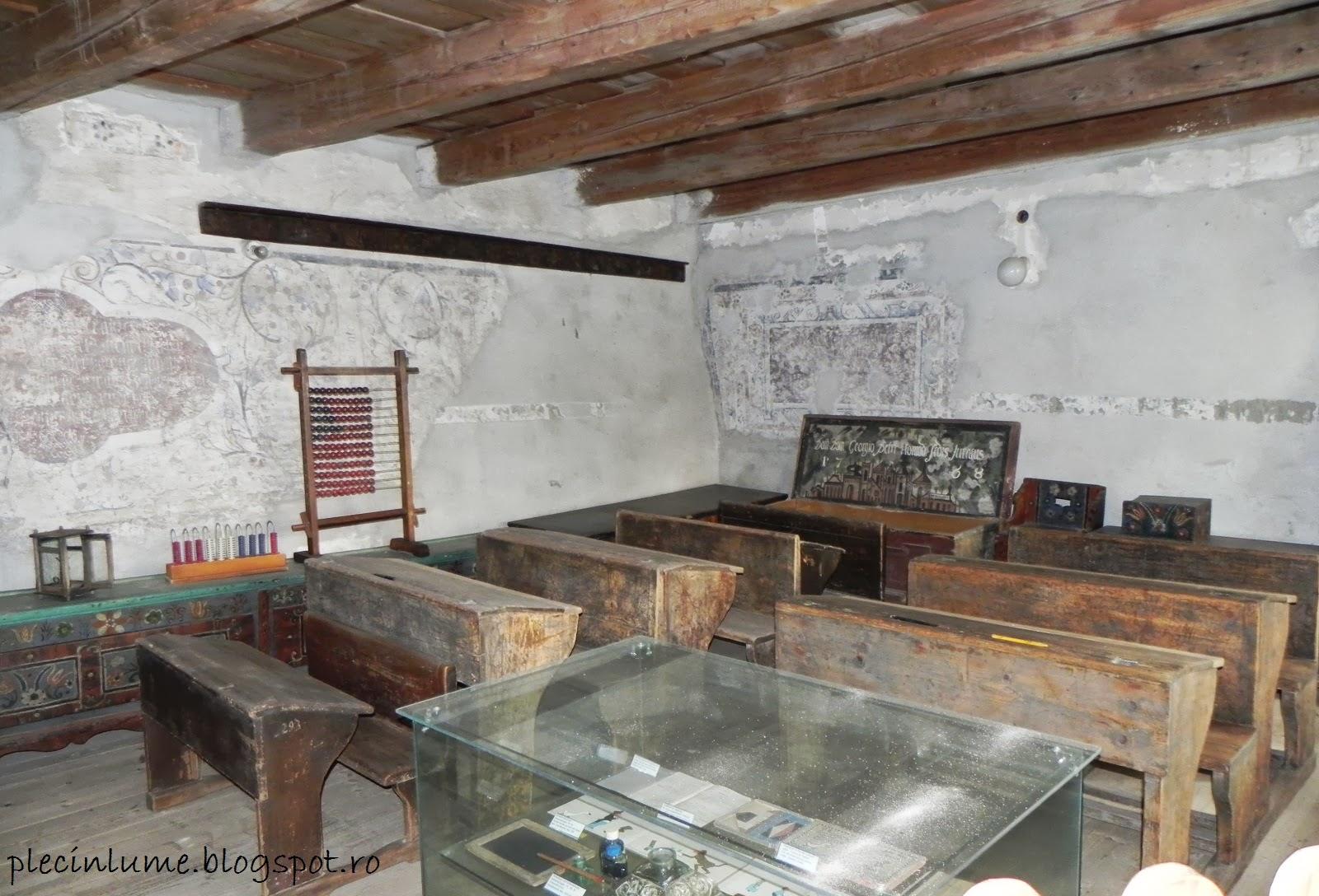 Scoala veche din Prejmer