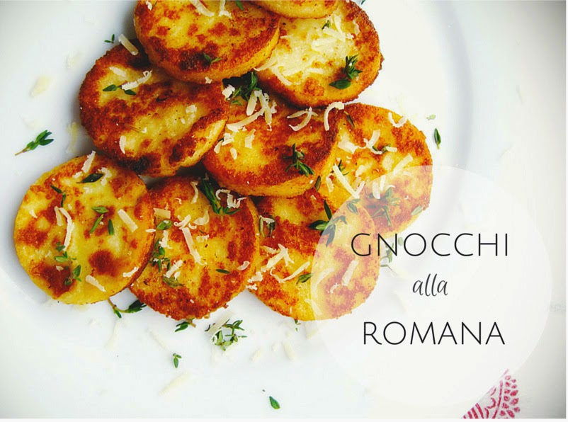 Gnocchi alla Romana /// Italian Simplicity | ALDENTEGOURMET