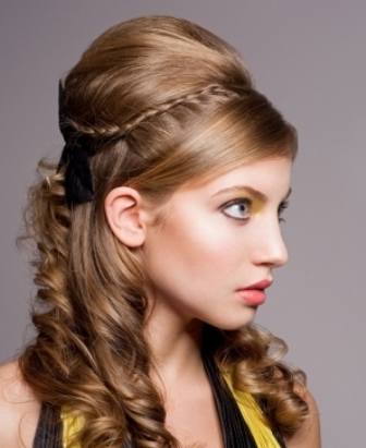 nice party hairstyles for long hair