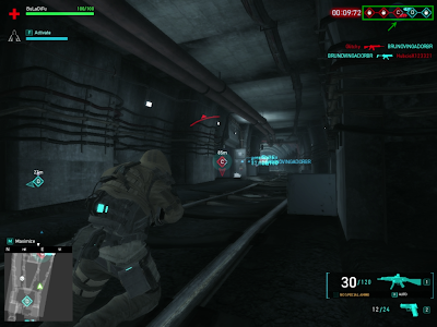Ghost Recon Online - Conquest Mode Example