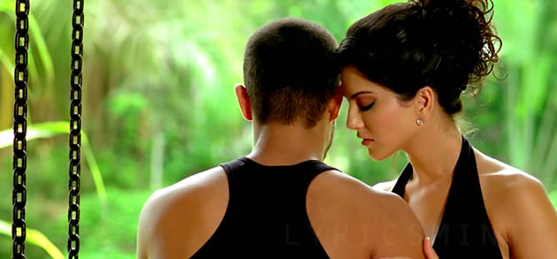 Sunny Leone and Randeep Hooda in Jism 2