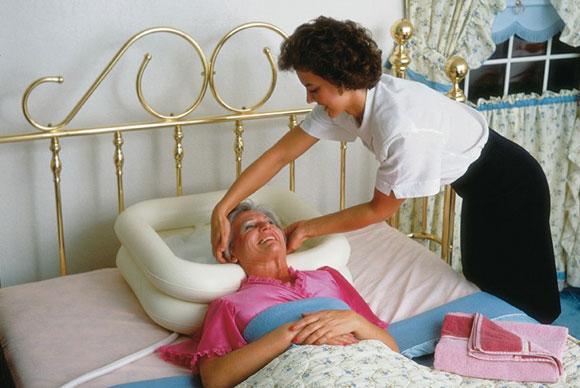 Aseo personal para personas dependientes