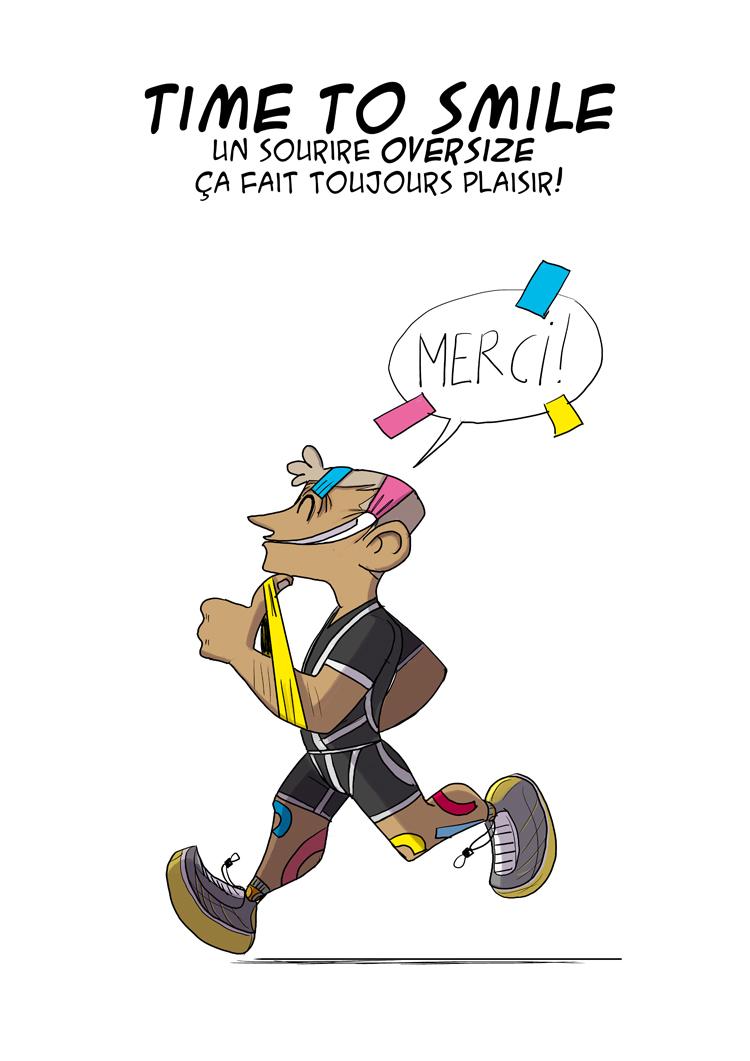 Des bosses et des bulles septembre 2012 - Image coureur humoristique ...