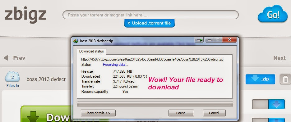 how to resume a torrent