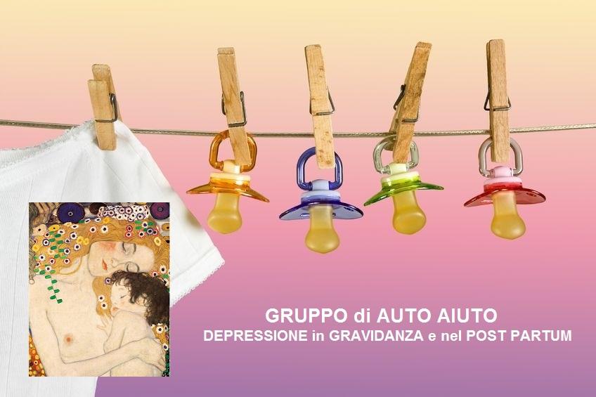 Gruppo di Auto Aiuto - Depressione in Gravidanza e nel Post Partum