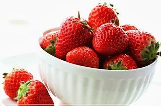 Fresas a la Ricotta