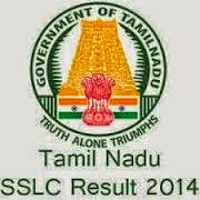 TN SSLC Exam Results 2014 at tnresults.nic.in