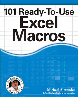 101 Ready-To-Use Excel Macros - Free Ebook Download