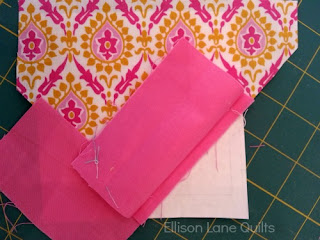 fpp+9 National Sewing Month 2012: Foundation Paper Pieceing Tutorial