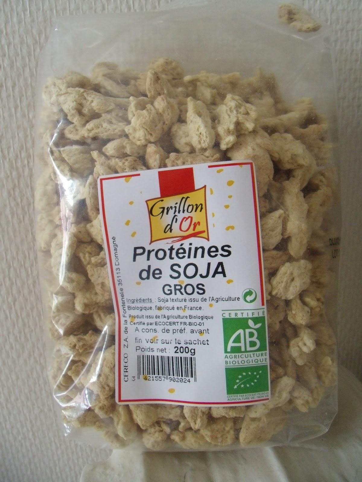 Proteines De Soja Facon Cordon Bleu A La Tomate Et Jambon Vegetal
