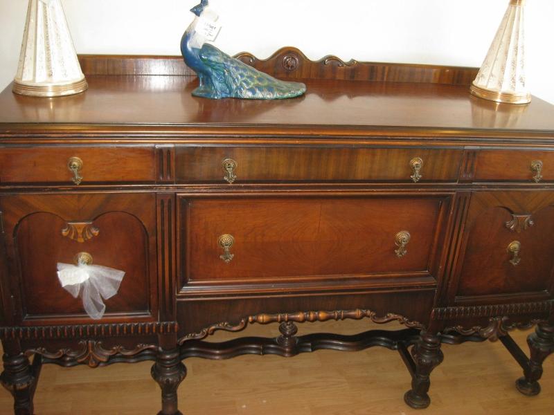 Ms funky junk antique beautiful sideboard for Funky bathroom vanities
