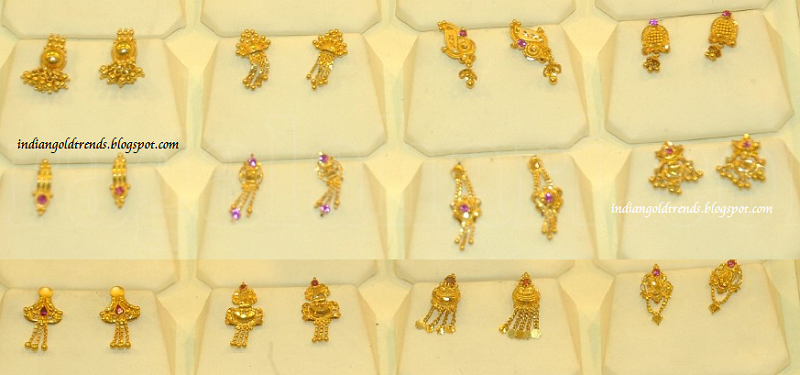 Malabar Gold Earrings Collection