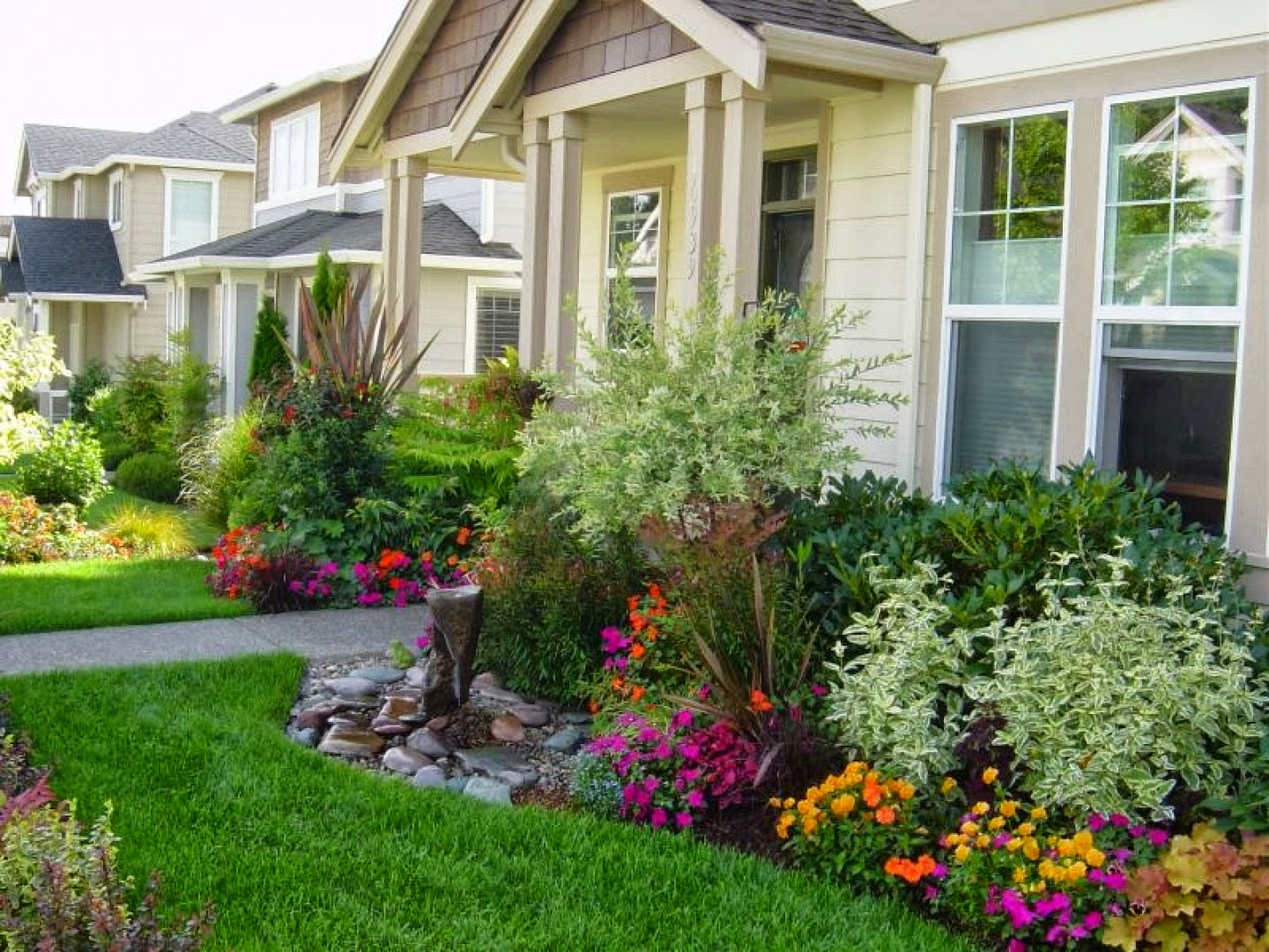 Energy Saving Tips From House Smart Home Improvements Front Yard