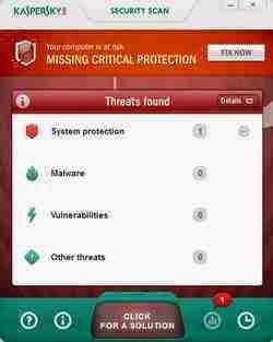 Download Free Kaspersky Security Scan Terbaru
